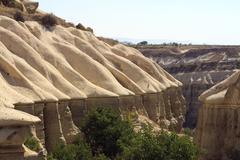 Impresive stones in Cappadokia - Goreme Stock Photos
