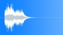 Cascading Marimba Sound Effect