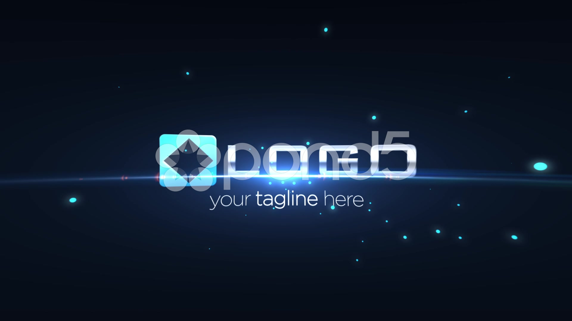 After Effects Project - Pond5 Simple Elegant Dark Light Logo Sting Dynamic  ...