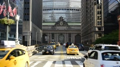 USA, New York, Manhattan, Grand Central Station - stock footage