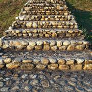 Stock Photo of Stone stair