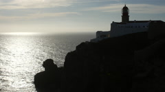 Cape Saint Vincent  Stock Footage