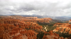 Bryce Canyon 4K 004 Stock Footage