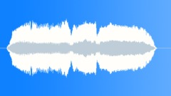 Cartoon voice sad sing fanfare - sound effect