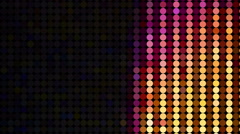 Stock Video Footage of Fluctuating dot abstraction - Video Background 2249 HD, 4K