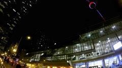 GOPR1865-Metro-Toronto-Convention-Centre Stock Footage