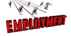 Better Employment Stock Illustration
