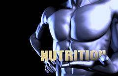 Nutrition - stock illustration