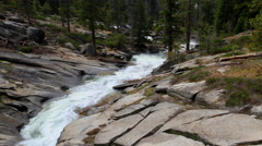Sequoia National Park 4k 022 - stock footage