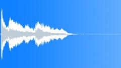 Cartoon magic harp wake up Sound Effect
