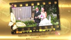 Our Wedding Film Montage Stock After Effects