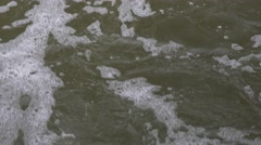 Ungraded: Torrent of Water Flows From Dam Stock Footage