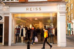 LONDON - JANUARY 22nd: The exterior of Reis on January the 22nd, 2015, in Lon - stock photo