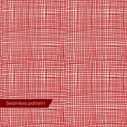Seamless texture of red canvas Stock Illustration