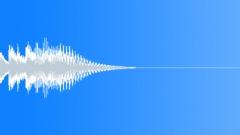 Marimba Slide Down 01 Sound Effect