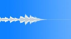 Kalimba Slide Down 02 Sound Effect
