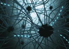 Neurons Concept - stock illustration