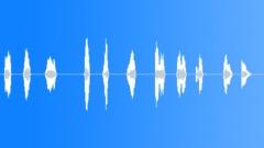 Man short phrases hey ok hmm Sound Effect