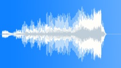 Cartoon attack scream 3 Sound Effect