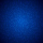 Abstract Matrix Vector Background - stock illustration