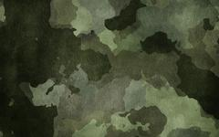 dirty camouflage for background - stock illustration