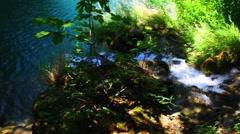 Krka National Park is one of Croatian Stock Footage