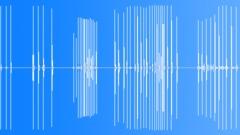 Gear Wheel Pack 05 Sound Effect