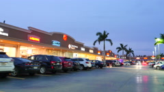 RK Plaza Sunny Isles Beach FL 3 Stock Footage