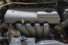 Engine car automobile auto motor mechanic concept Kuvituskuvat