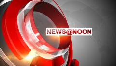 News@Noon Stock After Effects