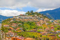 Stock Photo of Funchal, Madeira
