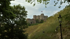 Dover Castle Stock Footage