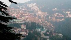Himachal Shimla 02 Stock Footage
