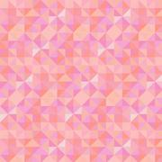 triangle pattern. Seamless vector background. Celebration vector seamless bac - stock illustration