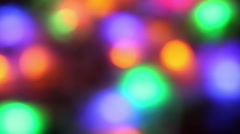 Color Flash Light Background. - stock footage
