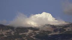Mt Villard Santa Claus Time Lapse Stock Footage