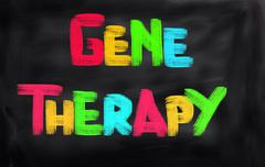 Gene Therapy Concept - stock illustration