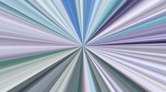 Abstraction of multicolored rays. Stock Footage