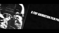 Noir Night- Thrille Action Detective Cinema Trailer Opening Titles Stock After Effects
