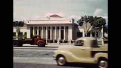 Cairns Queensland Australia 1950s Stock Footage