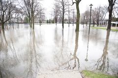 Park Underwater - stock photo