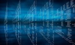 Binary computer code Piirros