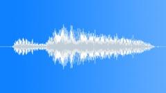 Cartoon pigeon confirm - sound effect