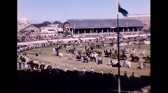 Sydney Agricultural show 1952 - stock footage