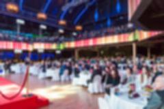 Award ceremony theme blur background Kuvituskuvat