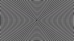 Swirling hypnotic spiral - 03-vna Stock Footage