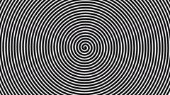 Swirling hypnotic spiral - 03-vpa Stock Footage