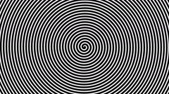 Swirling hypnotic spiral - 03-wna Stock Footage