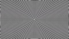 Swirling hypnotic spiral - 13-vpa - stock footage