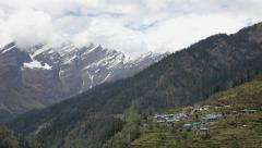 Himachal Manali 04 Stock Footage